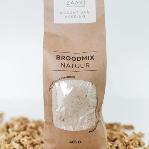Broodmix natuur