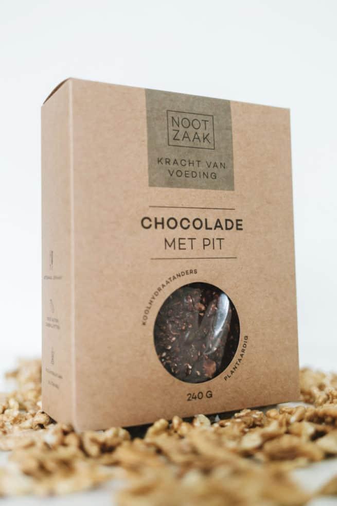Chocolade met pit